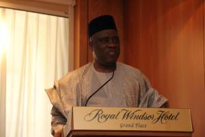 nigerian ambassador